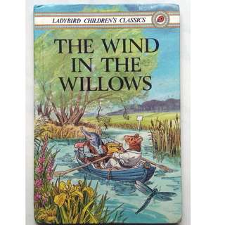 Preloved Story Book - The Wind In The Willows