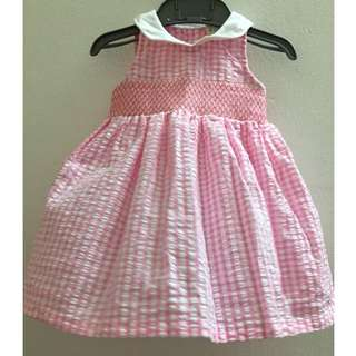Hush Puppies baby dress 6-12 Months