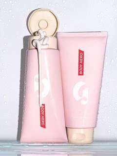 Glossier body hero perfecting cream