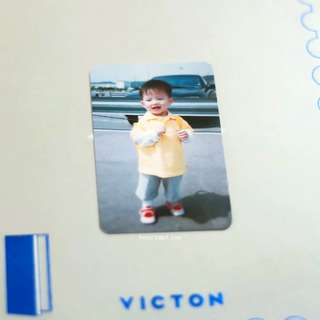 VICTON 빅톤 - From.VICTON 4th Mini Album Subin Photocard