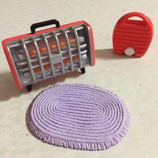 微玩具-家居篇-電暖爐