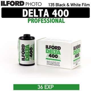 Ilford DELTA 400 PROFESSIONAL 35MM