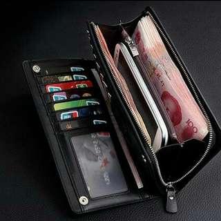 Dompet pria panjang import