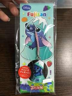 Disney Stitch Mount Fuji hp charm