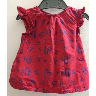Poney baby dress 6-12 Months