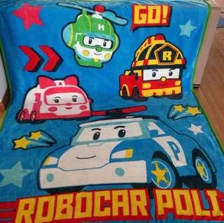 PO Robocar Poli Blanket