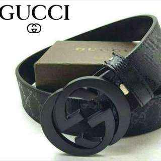 Gucci Belt Black