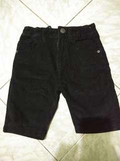Corduroy Shorts