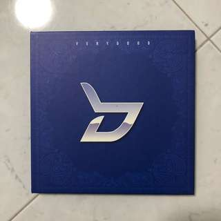 Block B Very Good Album