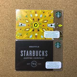 Australia Starbucks Card