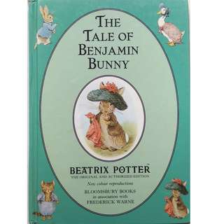 Preloved Story Book - The Tale of Benjamin Bunny