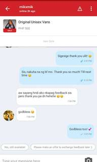 First ever buyer!!! Thank you so much ❤