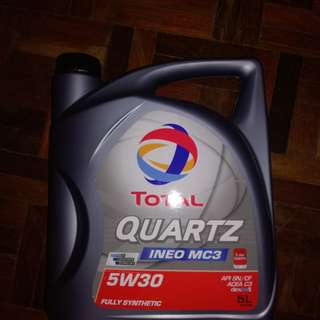 Total ineo mc3 5w-30