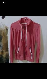(送)桃紅運動外套