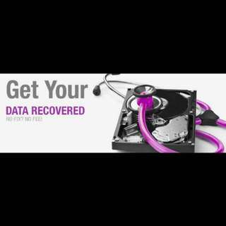 Data Recovery for Windows & MacBook Imac