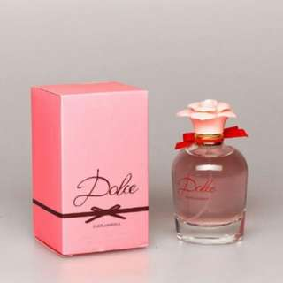 D&G pink ORi singapore 100ml (segel