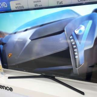 Led TV Samsung 49 inch Cash Back (Kredit Free 1x Angsuran)