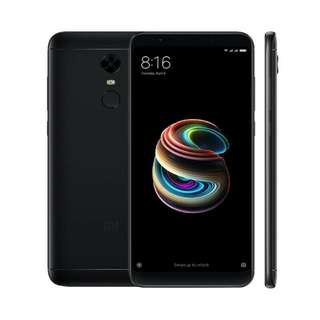 Redmi 5 Plus 4/64Gb Black Kredit Hp Tanpa CC