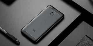 Kredit Xiaomi Redmi 4X 2/16gb Black