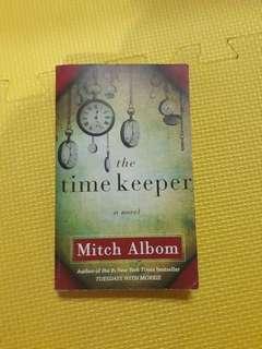 Mitch Albom: The Timekeeper