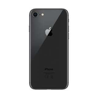 Apple IPHONE 8 64gb Grey (Cicilan Proses 3 Min Cair)