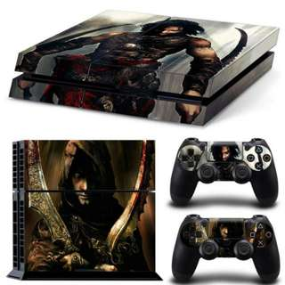 PS4 Console Skin Sticker - Assassin's Creed