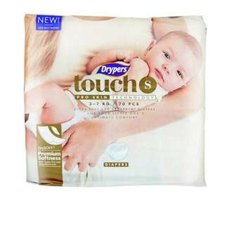 Diapers - Dryers Touch S