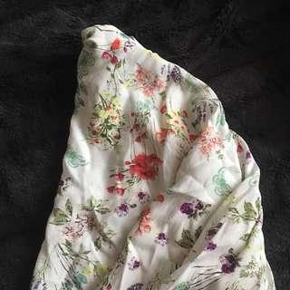 LCW Floral Kimono
