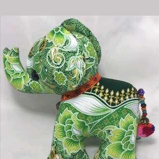 Thailand Baby Elephant Plush