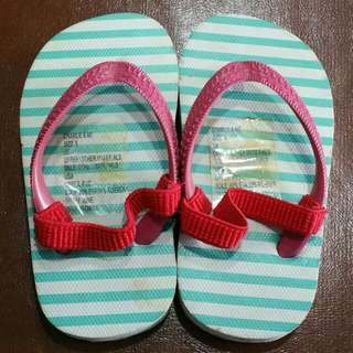 (Blessing With Purchase) Brand New Charlie n Me Baby Sandals Size 5