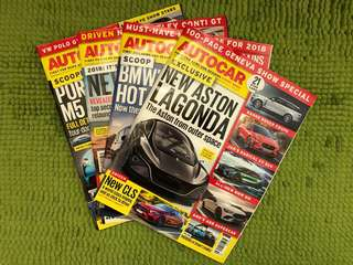 Autocar from UK