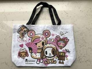 Tokidoki Donutella Tote Bag