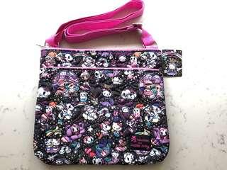 Tokidoki x Hello Kitty Crossbody Sling Bag