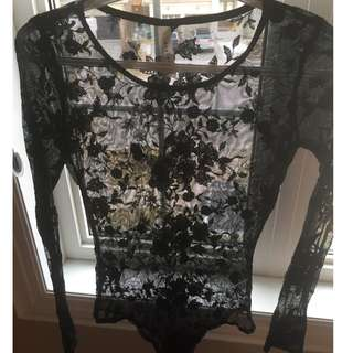 M Boutique Brand New Bodysuit