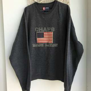 CHAPS RALPH LAUREN crewneck sweater