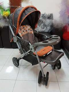 【2nd hand】My Dear Baby Stroller