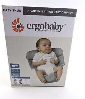 Ergobaby Easy Snug (Grey)