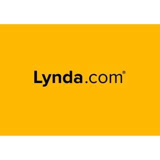 Lynda.com || Unlimited learning || Premium Plan