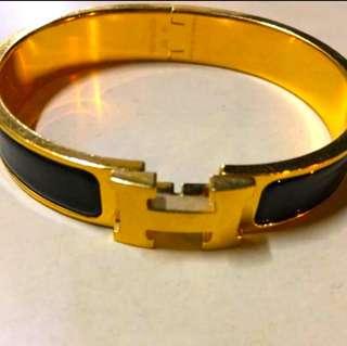 Hermes Clic Clac bracelet