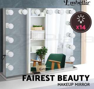 Brand new Hollywood make up mirror