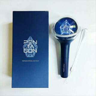 Pentagon Lightstick Official (Include Postage)