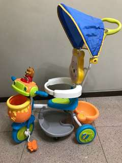 Multi Function Tricycle for 18 months to 5-6 years