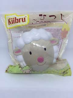 Kiibru Sheep Squishy
