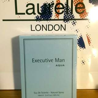 Laurelle London Executive Men's Fragrance