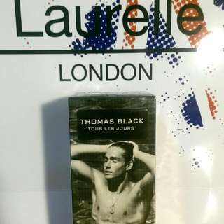 Laurelle London Thomas Black Men's Fragrance