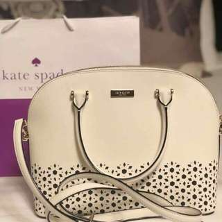 Authentic Kate Spade Newman Drive Carli Satchel