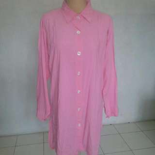 New Soft Pink Tunik