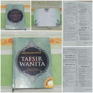 Buku Pengetahuan Islam - Tafsir Wanita Best Seller