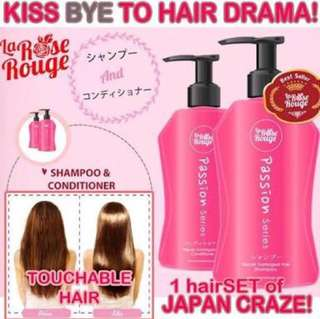 Shampoo & Conditioner LAROSE