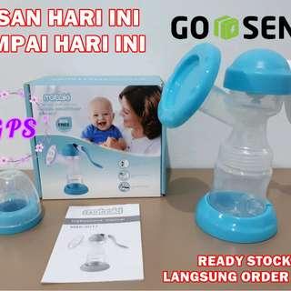 Pompa asi manual/breast pump grosir/pompa asi grosir/pompa asi murah